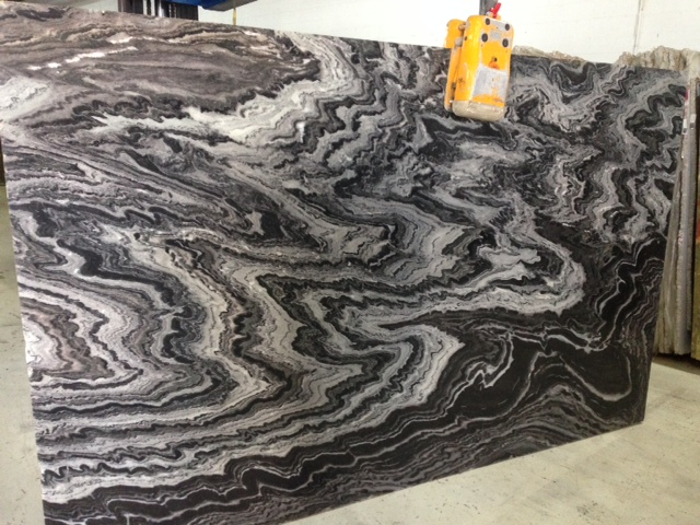 black swirl gk granite