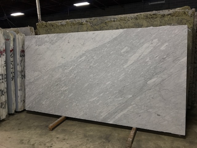 White Carrara Honed Gk Granite