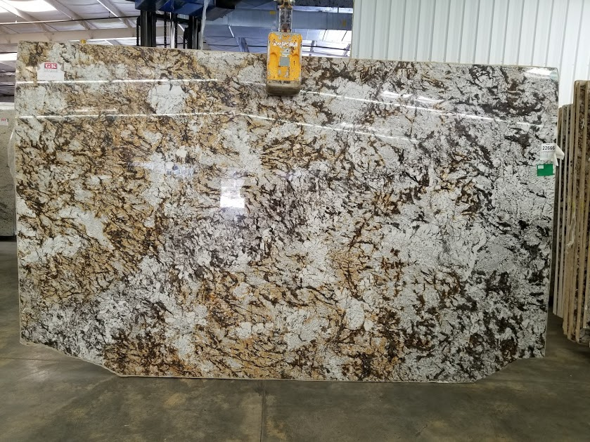 White Tiger Gk Granite