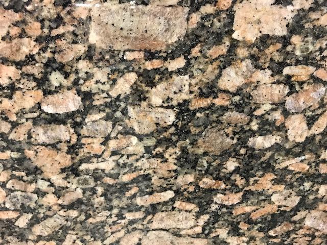 Giallo Fiorito Gk Granite